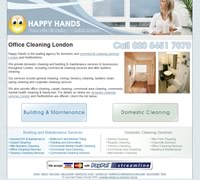 Happy Hands Domestic Cleaning London