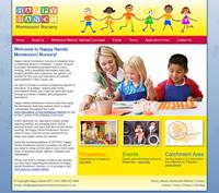 happy hands montessori nursery