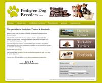 Pedigree Dog Breeders