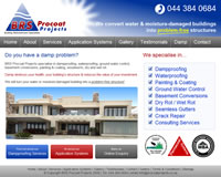 Dampproofing and waterproofing contractor Knysna