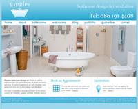 Ripples bathroom design Dublin