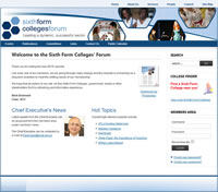 Sixth Form Colleges' Forum