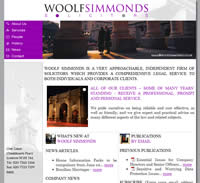 Woolf Simmonds Solicitors London