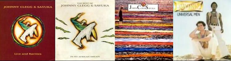 Juluka Savuka Johnny Clegg South African Story Scatterlings Africa