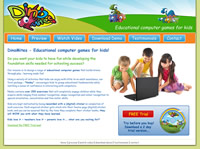 DinoMites - Educational computer games for kids